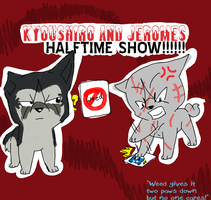 GDWA Kyo and Jer HALFTIME SHOW by Swiftspill