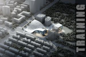 SZ Youth Center Competition 8 by Wittermark