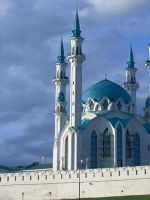 Mosque by maha-on