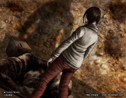 Silent Hill 2 - Let's Play Image - Abstract by Chaos--Child