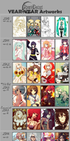 Year after Year by RinRinDaishi