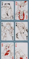 APH vs Alice cards by sister-Annabel