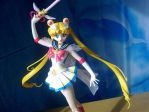 Super Sailor Moon 1:8 by MutoSizuka