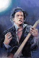 Keith Richards by prey47