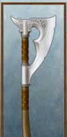 Heavy Axe by Ulvgar