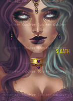 Sloath@IMVU/GASR by Calcipurr