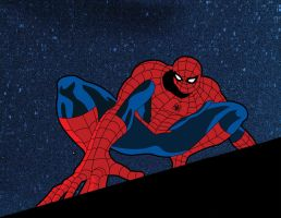 Spiderman by Amish56