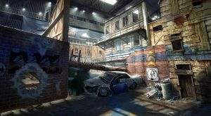 Army of Two - Obstacle Course by Kuren