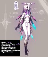 Character design by KOshooter