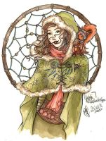 COM ~ Yelde by Songes-et-crayons
