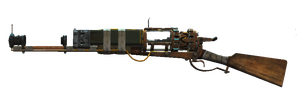 Gaming Armory: Laser Musket by H311LORD