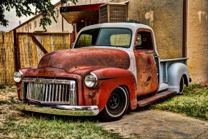 GMC Truck by Doogle510