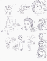 Pokeeemanz and Expressions 2 by StrictlyDickly