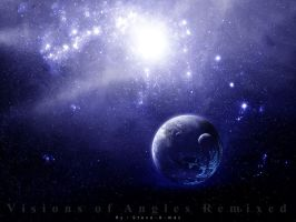 Visions of Angels Remixed by steve-o-mac