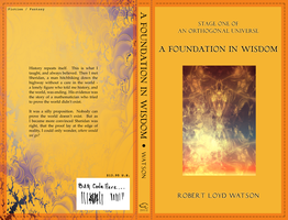A Foundation in Wisdom Trade Paperback Cover by merrak