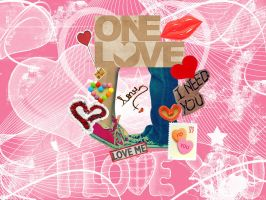 ::one love:: by miss-killer