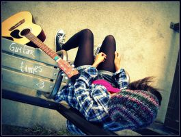 Guitar times by lawlietuser