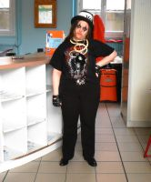 Alice Cooper at school by Kahlan-Lilith