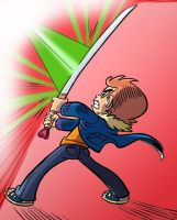 Scott Pilgrim vs WHO by tombancroft