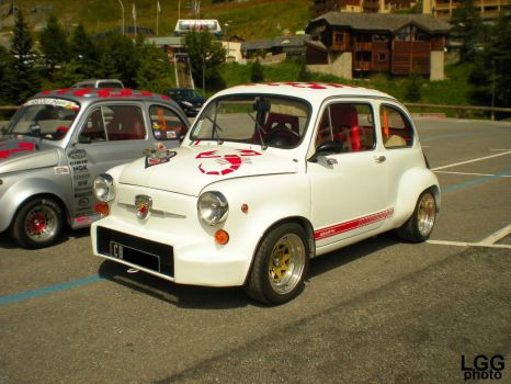 Fiat 600 Abarth '65 by franco-roccia