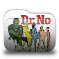Dr. No 1962 by mrbrighside95