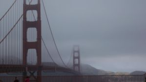 Golden Gate Bridge by Goldendracox