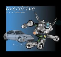 Autobot - Overdrive by Rootay