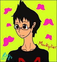 Markiplier by ChaoticPuppetMaster