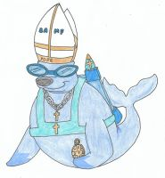 BAMF Seal Pope by PhantomDP