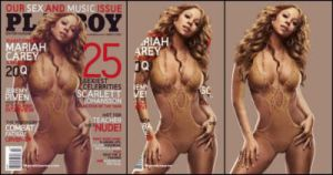 Mariah playboy retouch by Jeramiah327