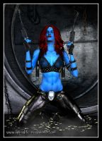 Mystique v2.0 by Aphrodite-NS