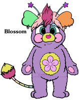 Blossom is now a Popple by Emfen