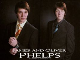 James and Oliver Phelps wallp1 by daniellekoorevaar