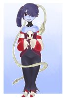 Squigly, by Melanient