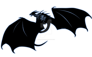 Wyvern by InferaDragon