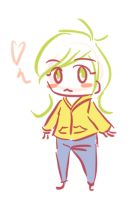 Random chibi doodle by haymakers