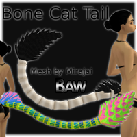 Derivable Bone Tail V2 by lonelycard