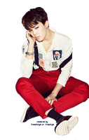 Jimin (BTS) png by freeofstyle