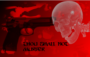 Thou Shall Not Kill by SonicaSpeed