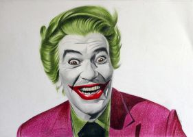 Joker Cesar Romero by donchild