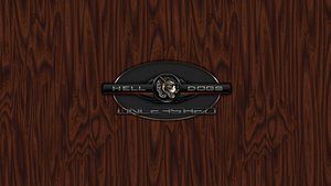 Hell Dogs Wood Wallpaper by bry5012