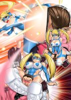 R.mika vs. Dan by marchinx1