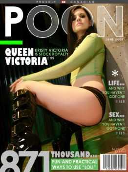 POON - June Issue by Poonraker