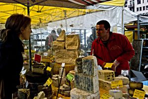OUTDOOR CHEESE MKT LUCERNE by CorazondeDios