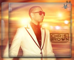 chris brown by zowaygraphics
