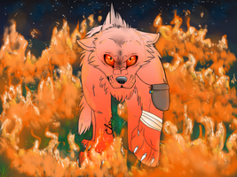 Hell on Paws by DreamFirex