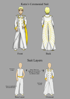 Katra's Ceremonial Clothes by Celesta1805
