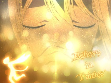 BG Fairy Tail Mavis Vermillion by Moonofthedarknight