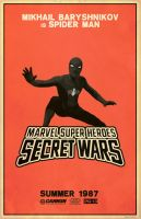 Secret Wars by Hartter