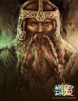 Gimli by Ayeri